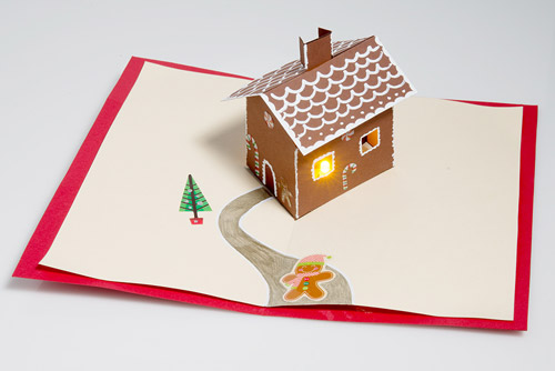 GingerbreadCard
